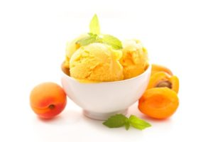 Marelični ledeni jogurt – recept