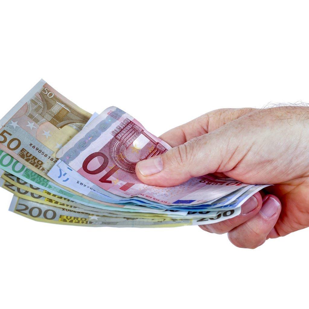 Obvestilo o povračilu stroškov certificiranja