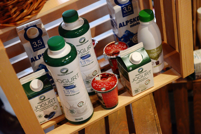 Označbe na živilih kritičnemu potrošniku lahko veliko povedo