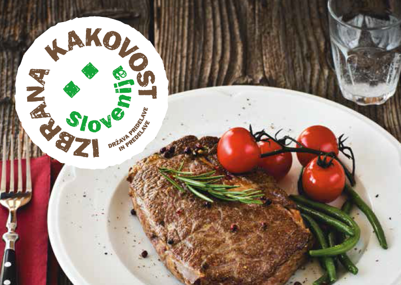 Znak Izbrana kakovost Slovenija – znak odličnega