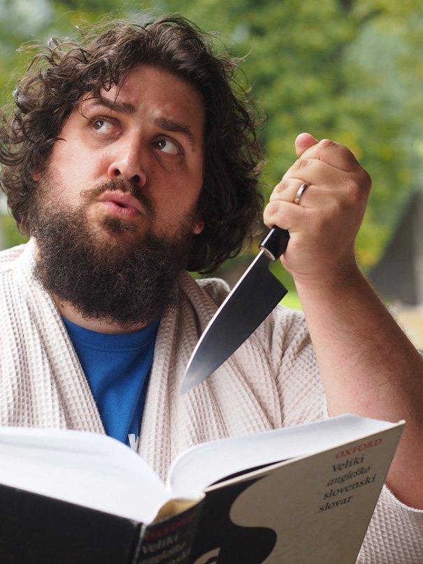 Prehranski posvet: Boštjan Gorenc – Pižama