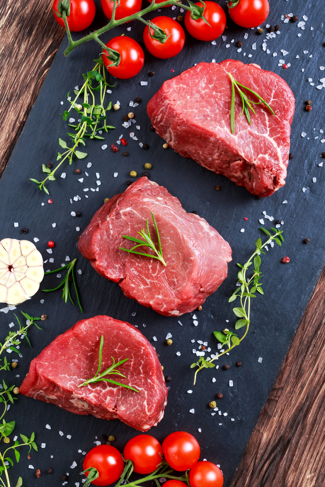 Pomembno je, da meso kombiniramo z drugimi živili