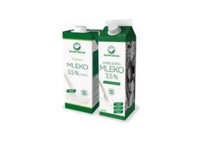 Mlekarna Celeia povečuje odkup slovenskega mleka