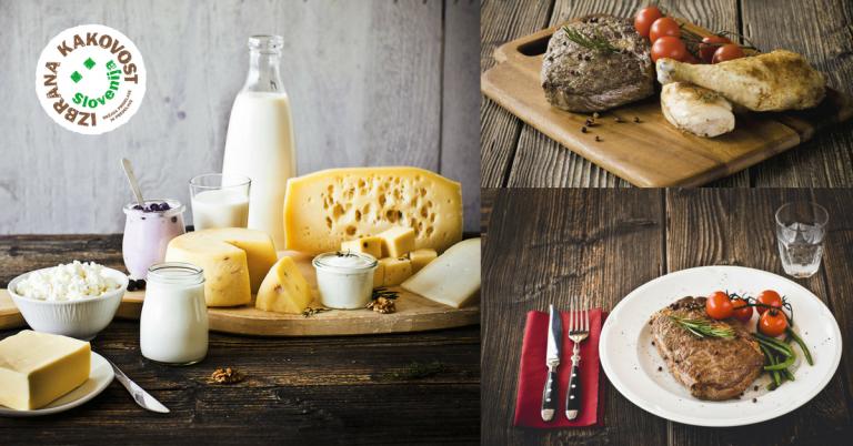 Posebnosti proizvodov z zaščitnim znakom izbrana kakovost Slovenija