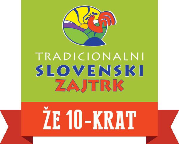 10. obletnica projekta Tradicionalni slovenski zajtrk