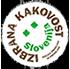 Logotip Izbrana kakovost Slovenija