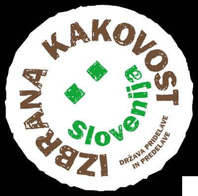 Logotip izbrana kakovost