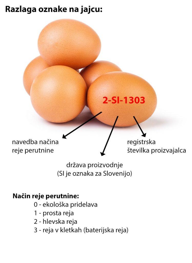 Jajca, skoraj popolno živilo
