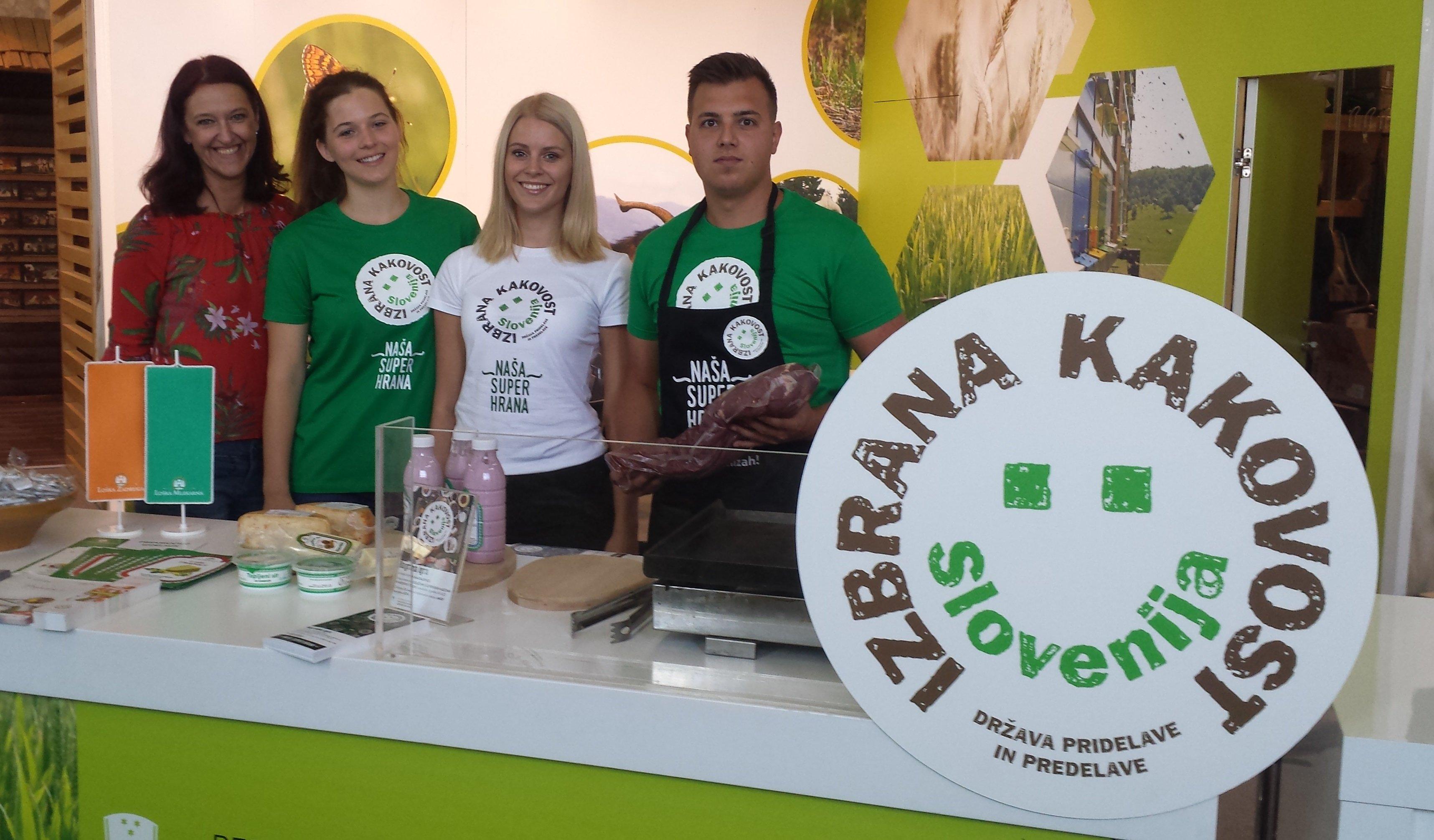 Promocija kmetijskih in živilskih proizvodov Republike Slovenije – splošne informacije