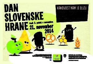 Naj bo dan slovenske hrane vsak dan