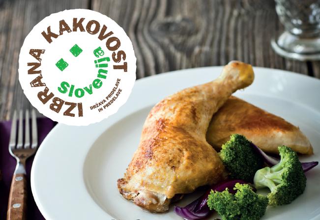 Zakaj je meso z znakom »izbrana kakovost – Slovenija« prava izbira
