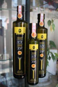 Ekstra deviško oljčno olje Slovenske Istre za srečnega oljeljubca!