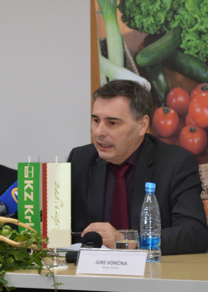 »Čedalje bolj ozaveščeni Slovenci morajo kupovati čedalje več slovenske zelenjave!«
