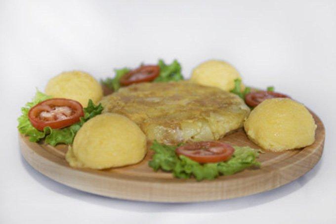 Frika z jajci in Tolminska frika – recepta