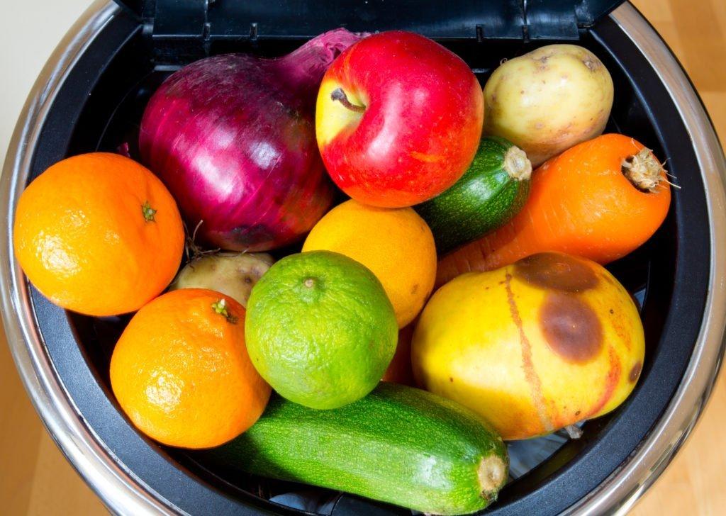 Cilj: do leta 2030 pol manj zavržene hrane