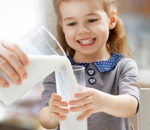 Kozarec mleka