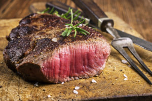 Z uživanjem mesa do uravnotežene prehrane