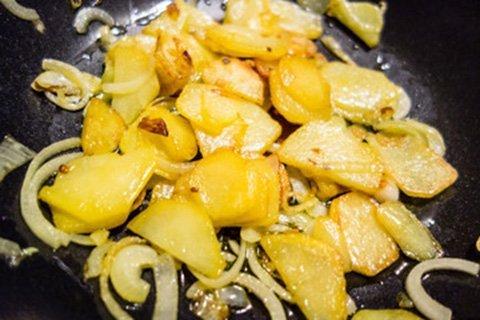 Pražen krompir – recept