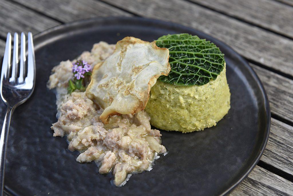 Ždroc z ohrovtovo tortico – recept