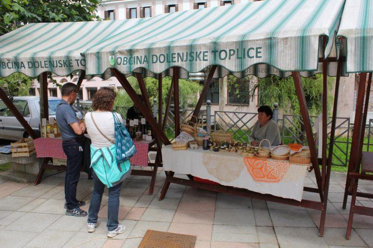Kmečka tržnica (Dolenjske Toplice)