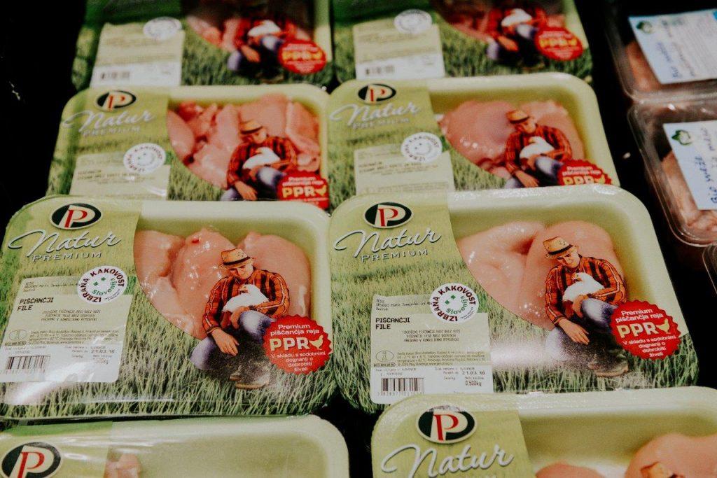 Kako vemo, da je meso, ki smo ga kupili v trgovini, zares slovenskega porekla