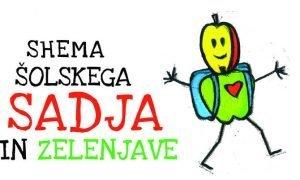 Logo shema šolskega sadja