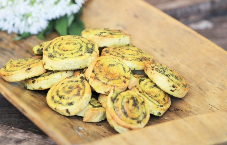 Čemaževi velikonočni kolački - recept