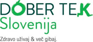 Logo dober tek Slovenija