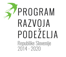 Logo program podeželja