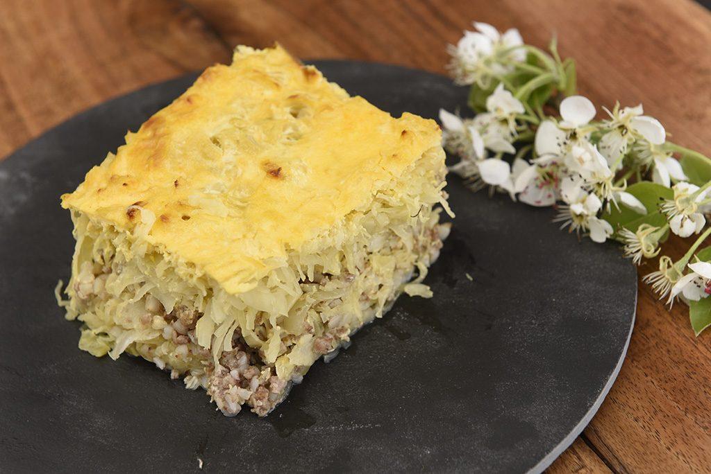 Zeljna gibanica – recept