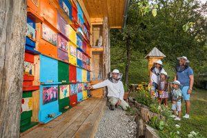 Mala čebela rešuje veliki svet