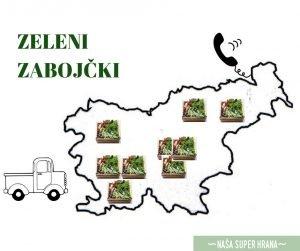 Zelenjavni zabojček