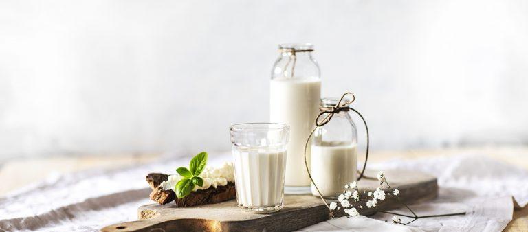 Le znak »izbrana kakovost – Slovenija« vam zagotavlja 100 odstotno slovensko mleko