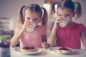 Prehrana otrok ob začetku šolskega leta