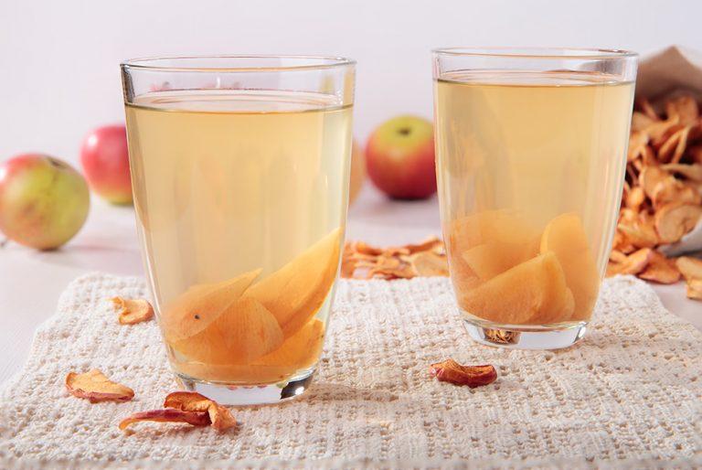Jabolčni kompot – recept