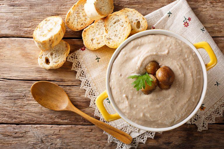 Kostanjeva juha– recept