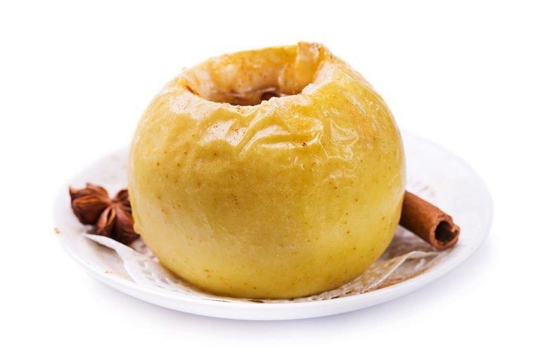 Domača pečena jabolka – recept