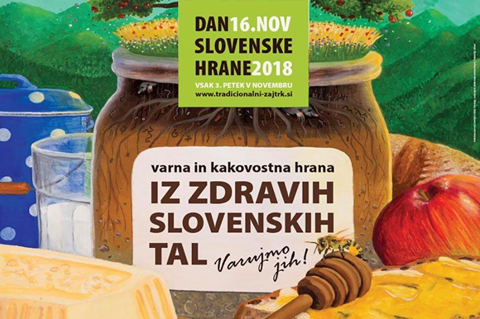 Dan slovenske hrane