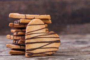 Krhki domači piškoti za okraševanje – recept