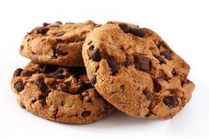 Kukiji s koščki čokolade – recept