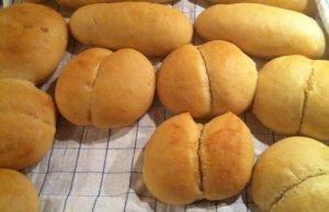 Domač kruh: žemlje – recept
