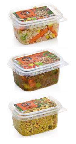 Zelenjavni obroki