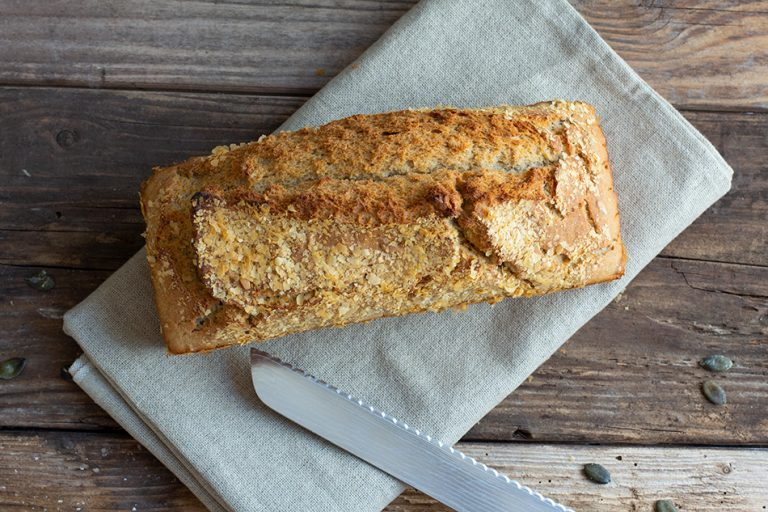 Pirin kruh brez kvasa – recept