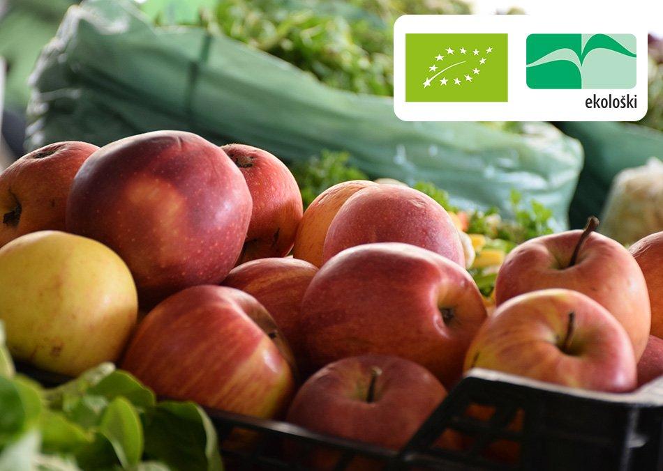 Raziskave o EKO potrošnji in potencialu EKO proizvodnje v Sloveniji