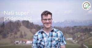 [VIDEO] Spoznajte pridelovalca Janija!