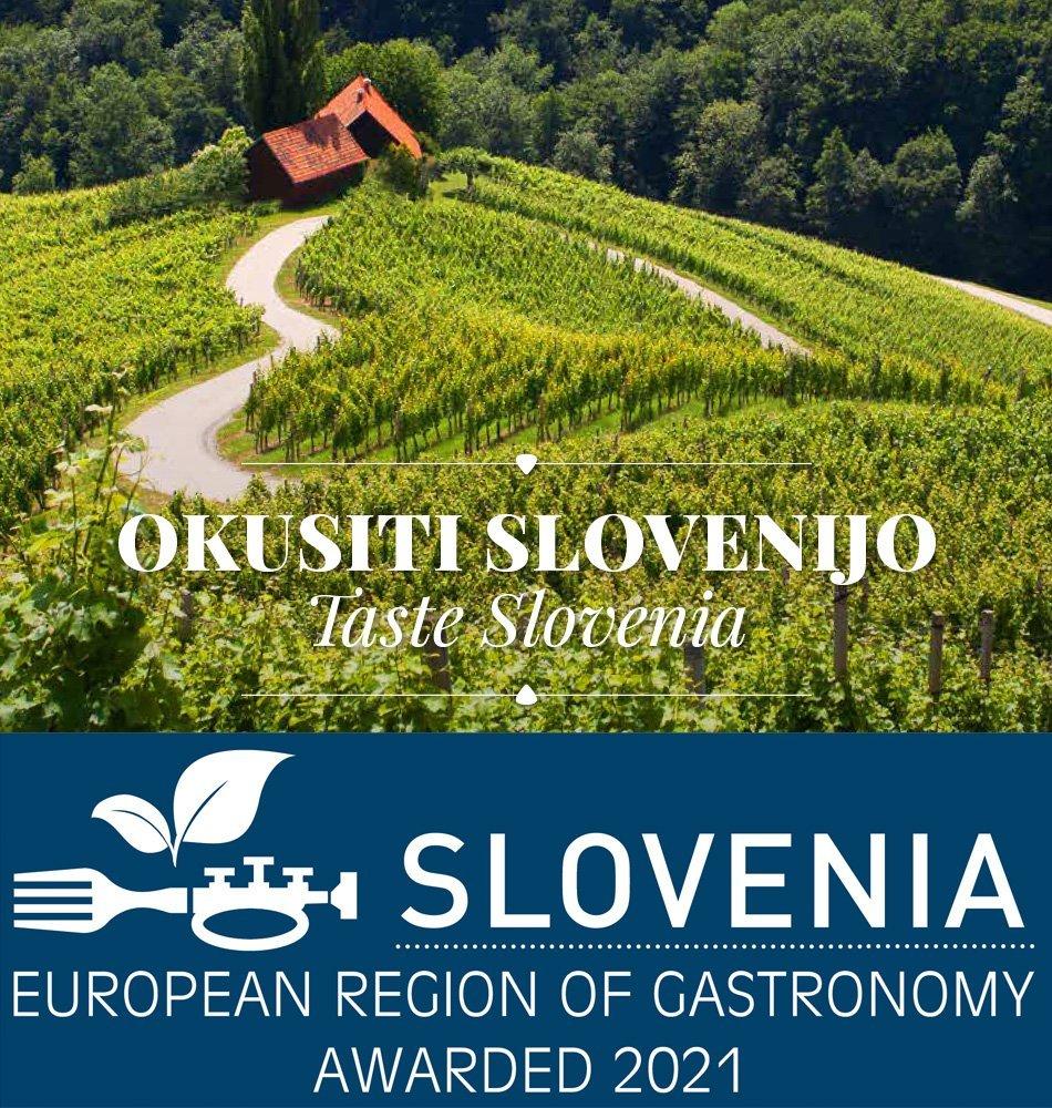 Evropska gastronomska regija 2021: Slovenija