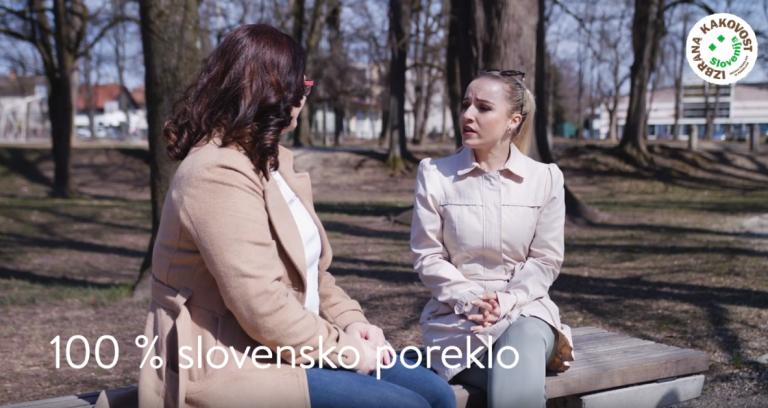 [VIDEO] Kaj pomeni 100 % SLOVENSKO na mleku in mlečnih izdelkih?