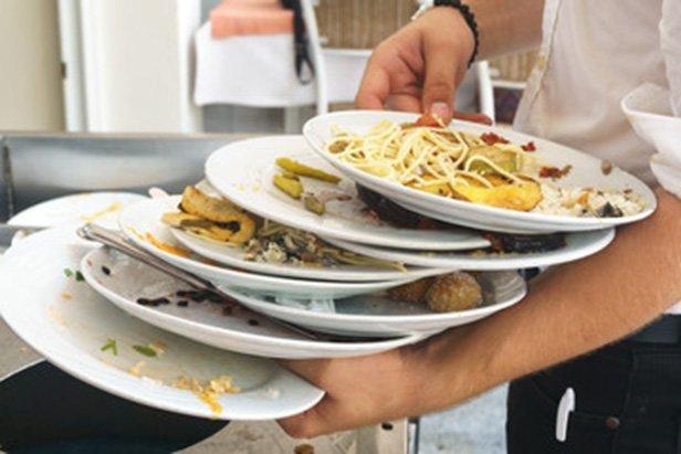 Zmanjšajmo količino živilskih odpadkov