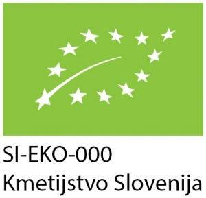 Kmetijstvo Slovenija SI-EKO