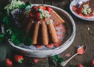 Jagodni kolač